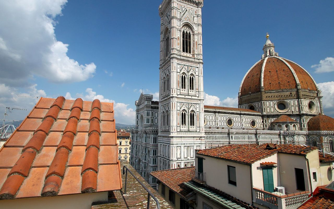 Holiday Rental La Terrazza Su Firenze Located In Florence