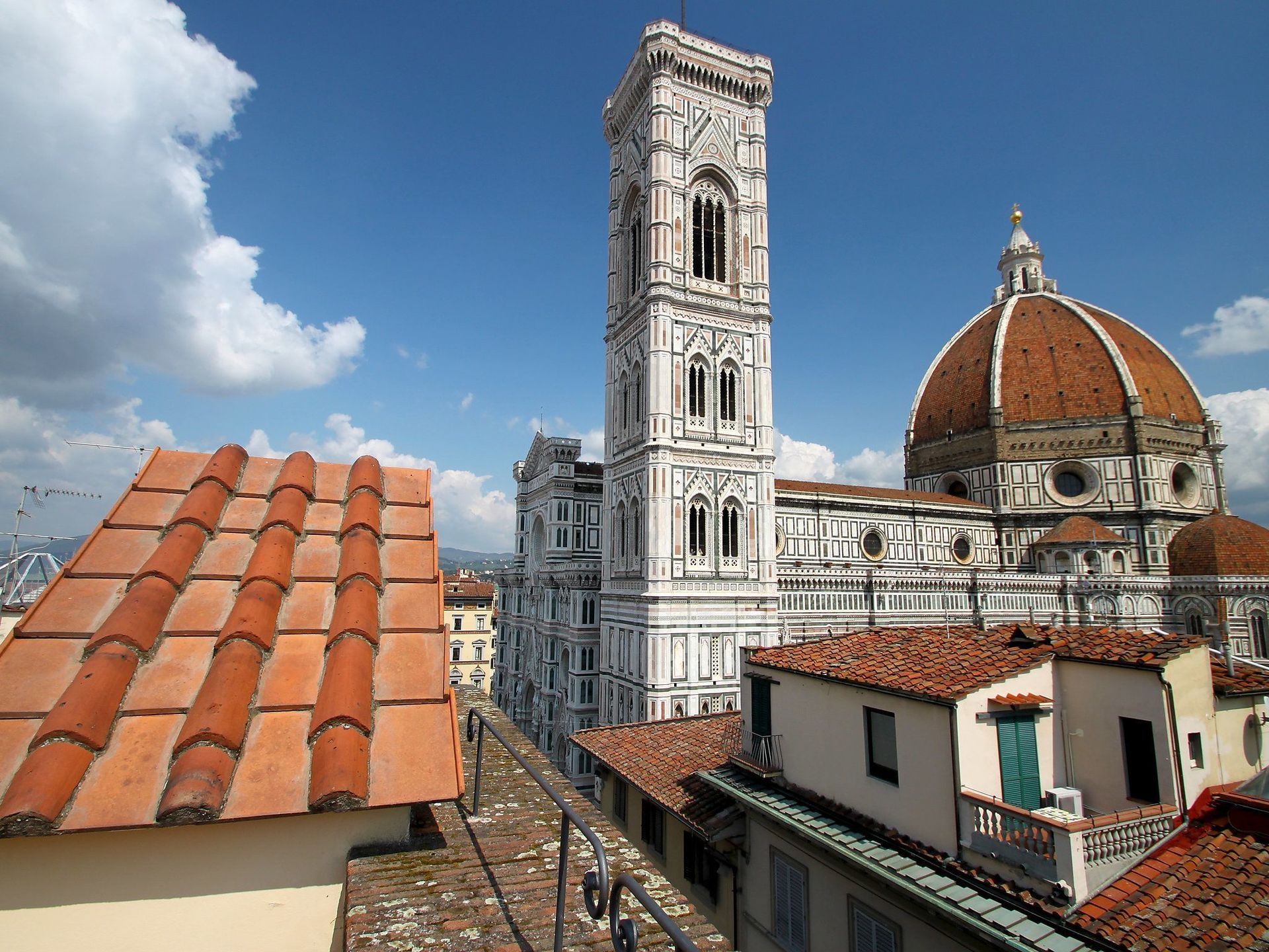 Holiday Rental La Terrazza Su Firenze located in Florence Tuscany ...